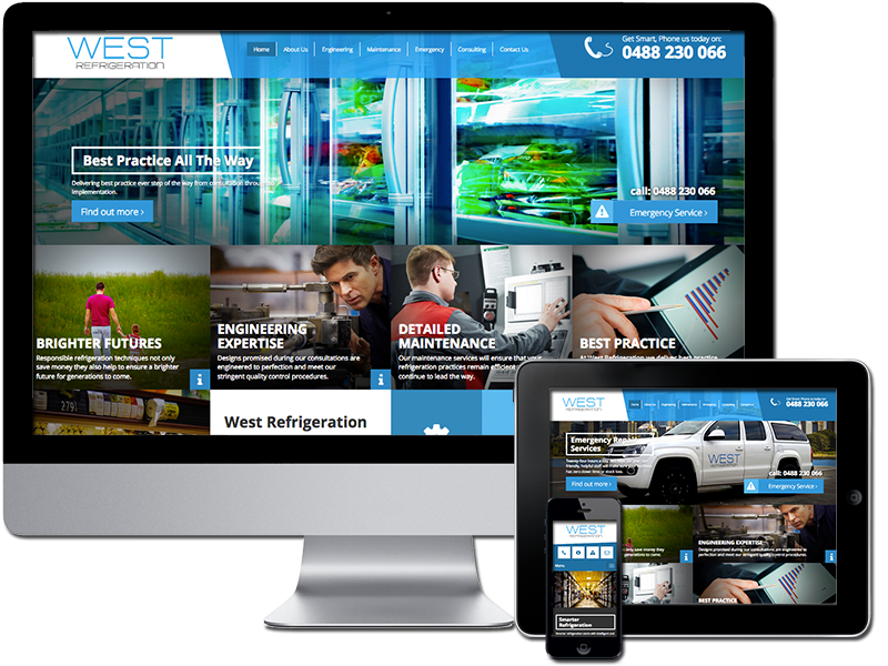 AIrCon-website-development