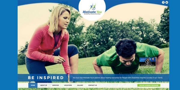 fitness-community-website-design