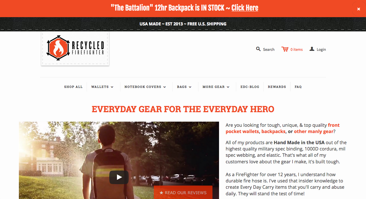 shopify-case-study-recycled-firefighter