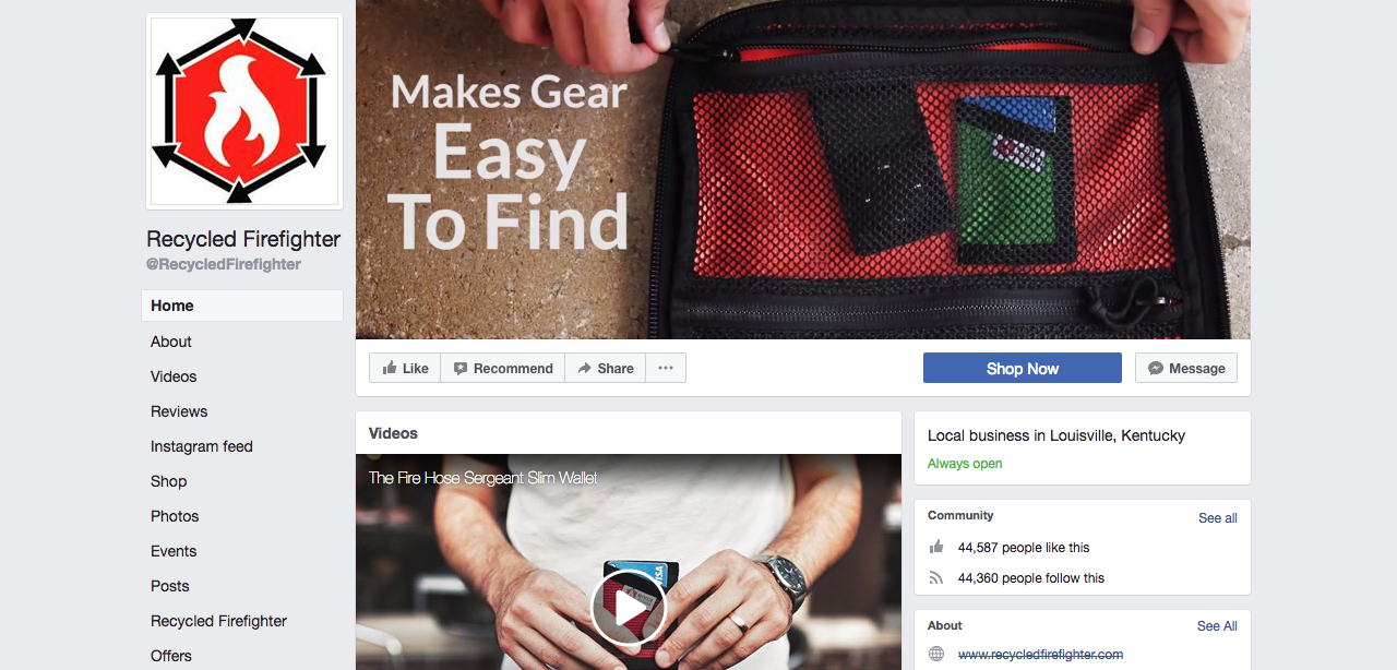 how to connect a facebook page to shopify