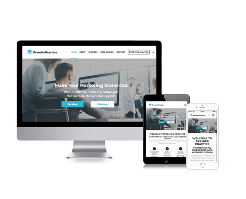 Premier-Practice-website-design
