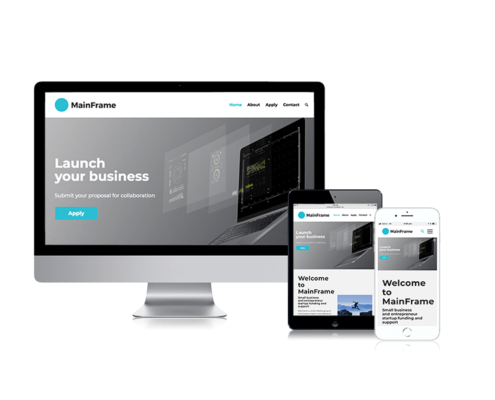 mainframe-website-design